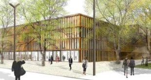 Neubau des Historischen Archivs und der Kunst- und Museumsbibliothek Köln copyright: Waechter + Waechter