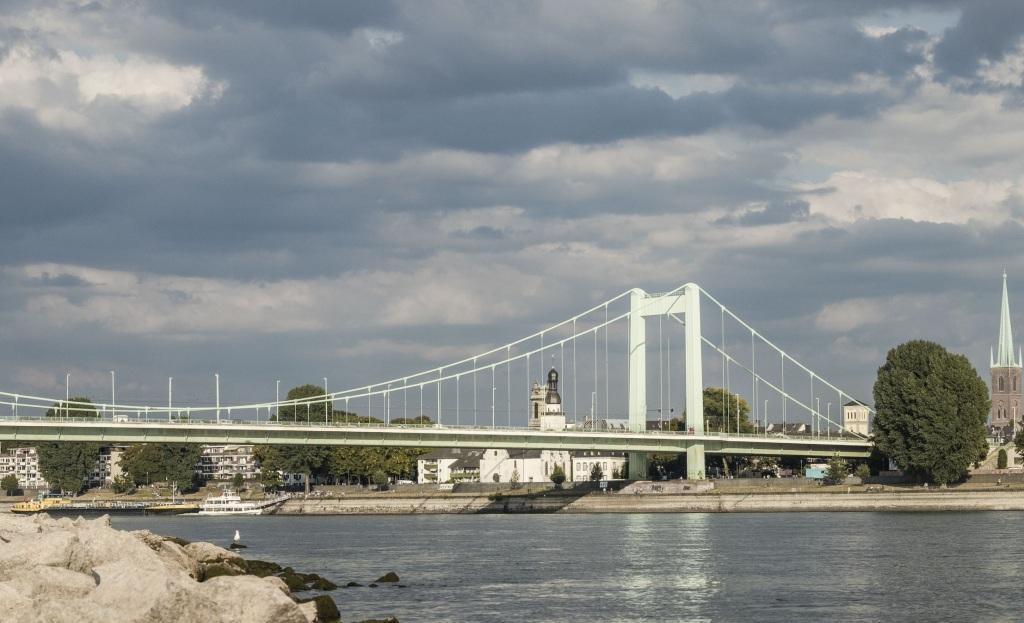 Auch bei der Sanierung der Mülheimer Brücke ergibt sich eine Kostensteigerung copyright: Pixabay