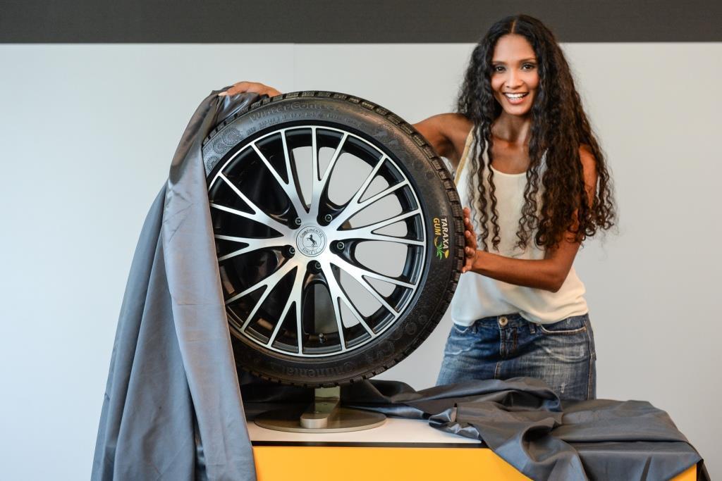 Reifen-Messe als Bestandteil der diesjährigen Automechanika copyright :Messe Frankfurt GmbH / Pietro Sutera