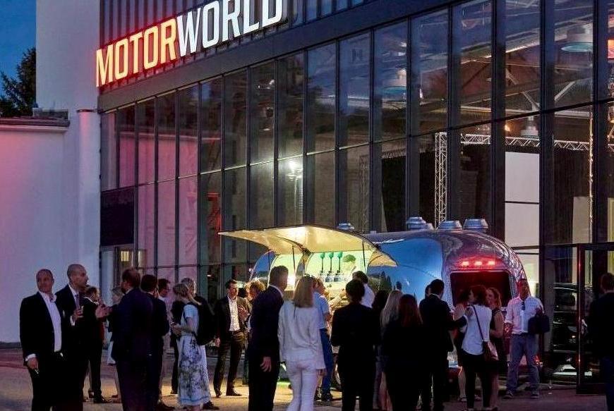 Die MOTORWORLD Köln-Rheinland als perfekte Eventlocation für Konzerte, Messen, Galaabende, Seminare, Workshops etc. copyright: Dieter Jacobi