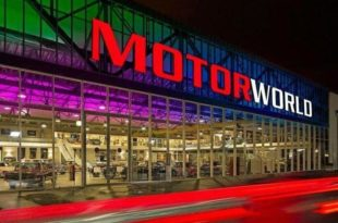 MOTORWORLD Köln-Rheinland copyright: MOTORWORLD Group