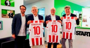 1. FC Köln: Kölner Verein fördert Start-ups in Kooperation mit Hype Sports Innovation