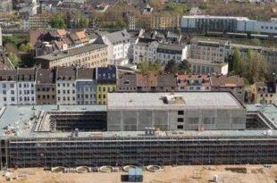 2020 sollen das Stadtarchiv und das Rheinische Bildarchiv in den Neubau am Eifelwall ziehen. copyright: Rheinisches Bildarchiv Köln/Michael Albers