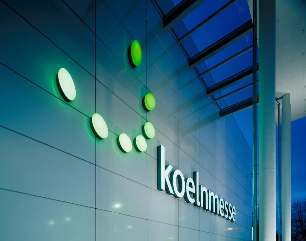 Die nächste photokina findet vom 27. bis 30.05.2020 in der Koelnmesse statt. Copyright: Koelnmesse GmbH