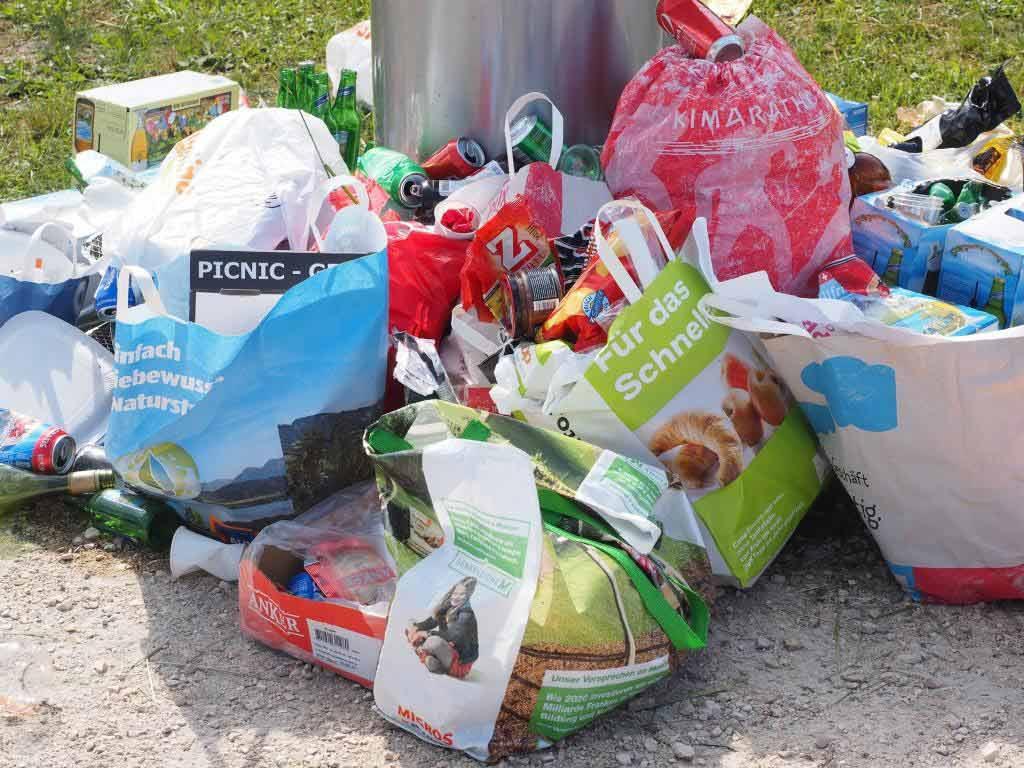 Fünf Tipps für weniger Müll im Alltag copyright: pixabay.com