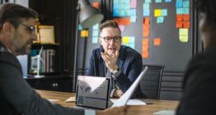 Interim-Manager kommen nur für kurze Zeit in ein Unternehmen - meist um einzelne Projekte oder Veränderungsprozesse zu leiten. copyright: pixabay.com