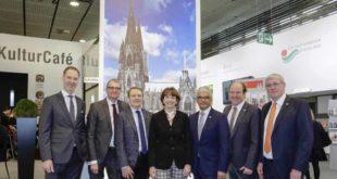 KölnTourismus stellt auf der ITB 2019 die touristischen Angebote der Domstadt vor