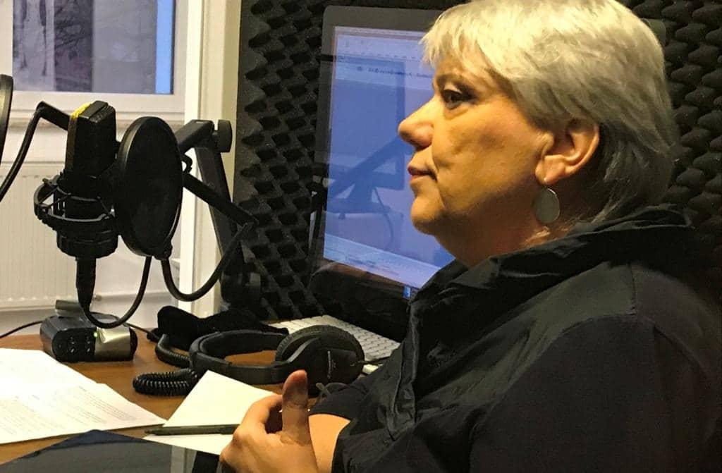 Die Kölnerin Gabriele C. Klug engagiert sich seit Jahren für Transparenz und gegen Korruption. Copyright: Frank Überall