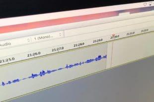 Als Audio-Podcast produzierten Studierende der HMKW-Hochschule in Köln-Zollstock die Interviews mit den Experten. Copyright: Frank Überall