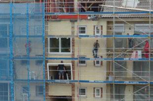 Immer mehr Mieter können sich ihren Wohnraum nach einer Sanierung nicht mehr leisten. Credit: Pixabay