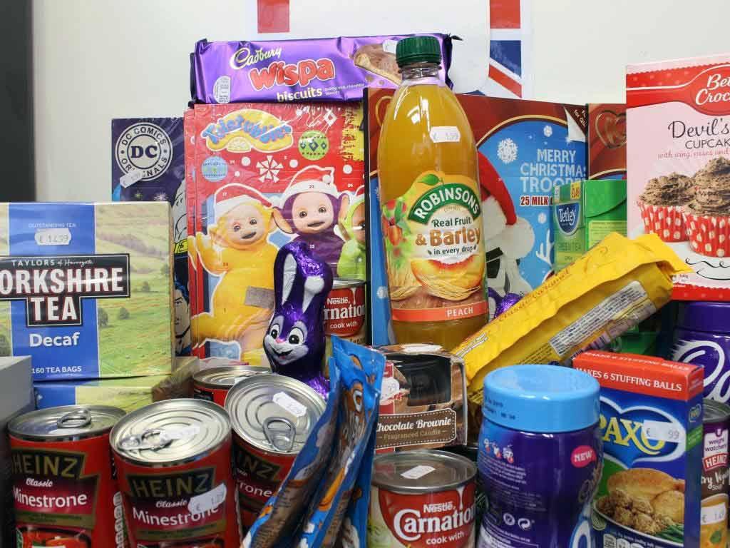 Wie steht es um den Import verschiedener Produkte aus England nach Köln? copyright: Jan-Philipp Chluba