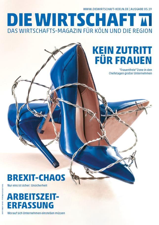 Die Wirtschaft Köln - Ausgabe 05 / 2019