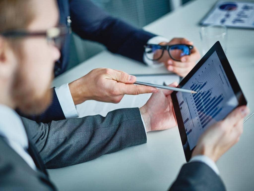 Business Intelligence: Nicht nur für Großkonzerne von Bedeutung copyright: Envato / Pressmaster