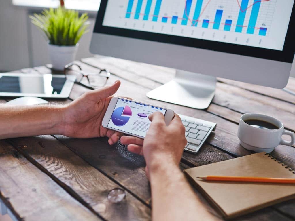 Moderne BI-Lösungen können für KMU der Schlüssel zum Erfolg sein copyright: Envato / Pressmaster