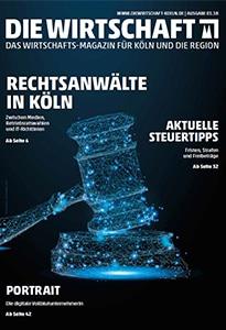 Die Wirtschaft Köln - Ausgabe 01 / 2018
