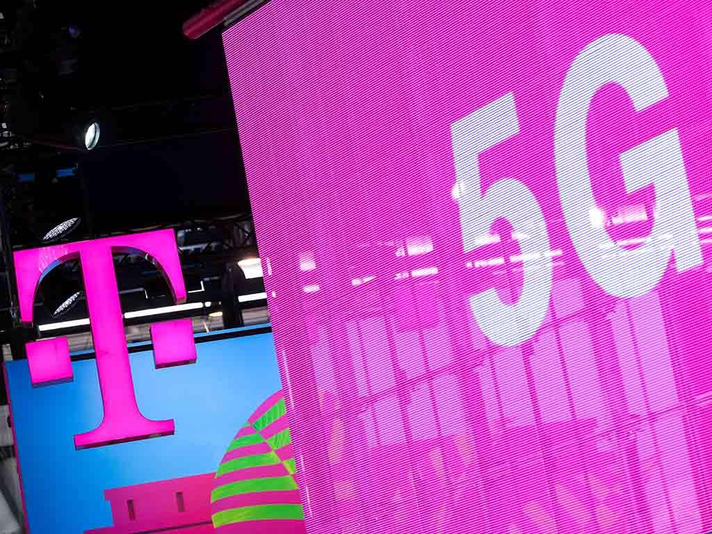 Mit 5G Mobilfunk in die Zukunft der Digitalisierung copyright: Deutsche Telekom AG