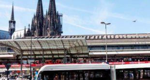 Kölner Verkehrs-Betriebe (KVB) will Beitrag zum Klimaschutz leisten