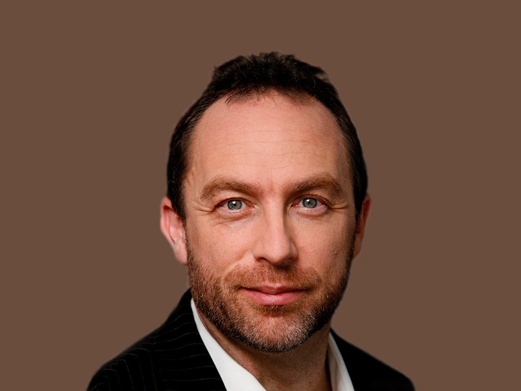 Jimmy Wales: Der Netzwerker copyright: Digital X / Telekom