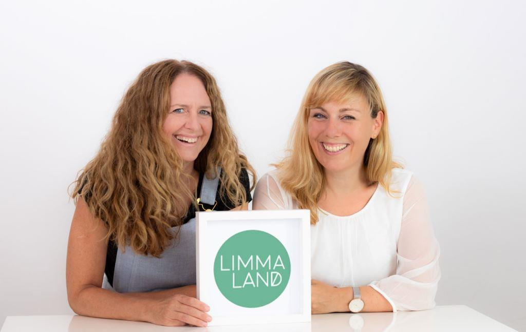 Die beiden Damen von Limmaland, Rabea Knippscheer und Stefanie Gärtner (v.l.), gründeten ihr eigenes Unternehmen eher per Zufall. copyright: Limma Land