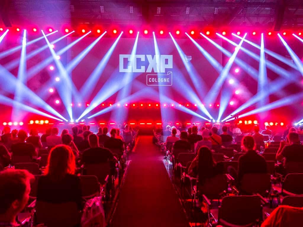 Unter anderem feierte die CCXP in Köln ihre Premiere. copyright: Koelnmesse GmbH, Harald Fleissner