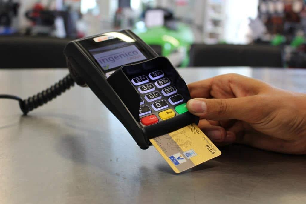 Elektronische Zahlung ist auch in Deutschland auf dem Vormarsch. Credit: Pixabay