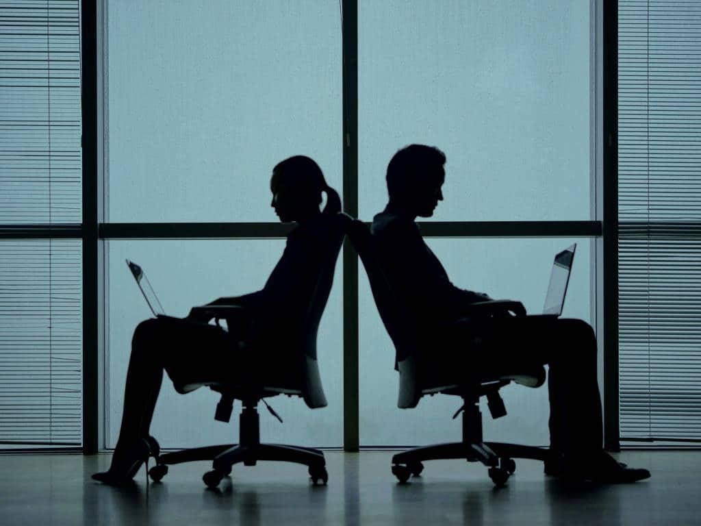 Ratschläge und Tipps zum richtigen Sitzen copyright: Envato / DragonImages
