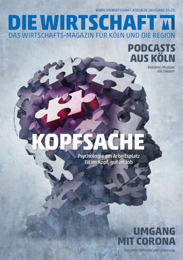 Die Wirtschaft Köln - Ausgabe 03 / 2020