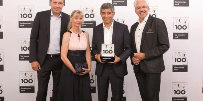 Ernst Blissenbach GmbH zum Innovations-Champion 2020 gekürt