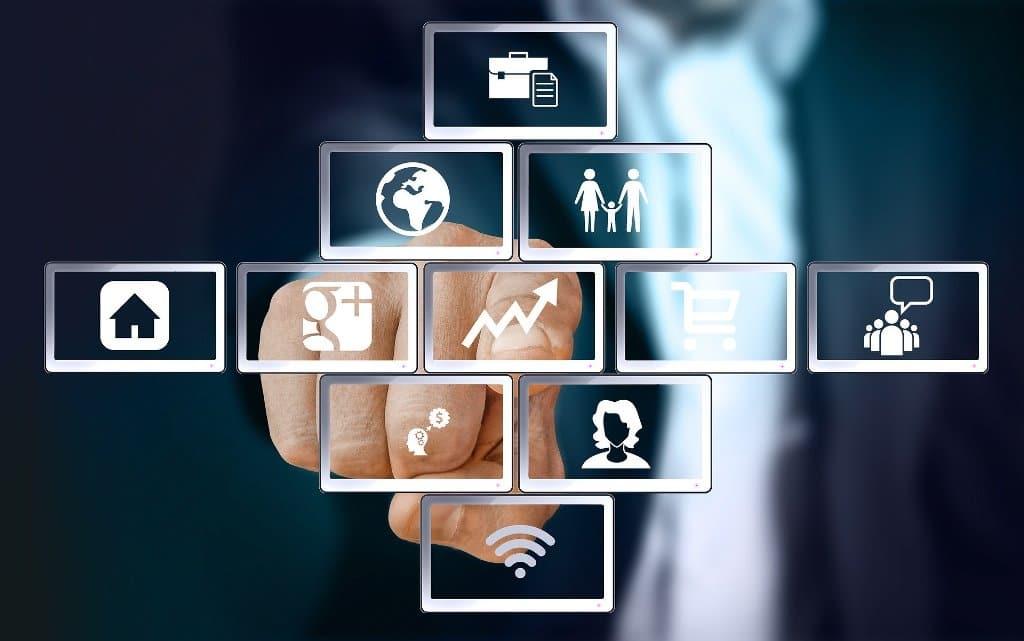 Während der derzeitigen Corona-Krise nimmt die Digitalisierung immer mehr an Fahrt auf. - copyright: pixabay.com