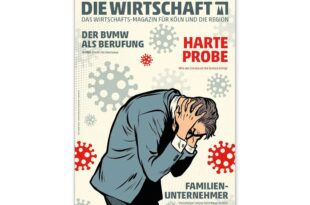 Die Wirtschaft Köln - Ausgabe 01 - 2021
