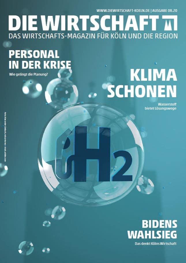 Die Wirtschaft Köln - Ausgabe 08 / 2020