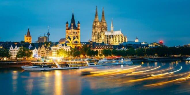 Wasserbus-System auf dem Rhein hat für Köln ein verkehrliches Potenzial