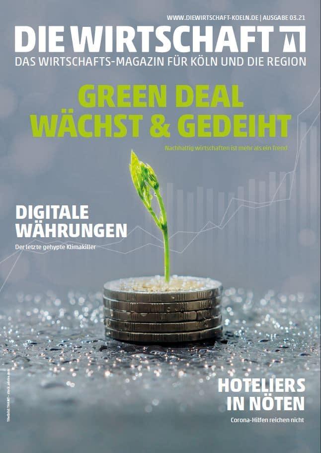 Die Wirtschaft Köln - Ausgabe 03 / 2021